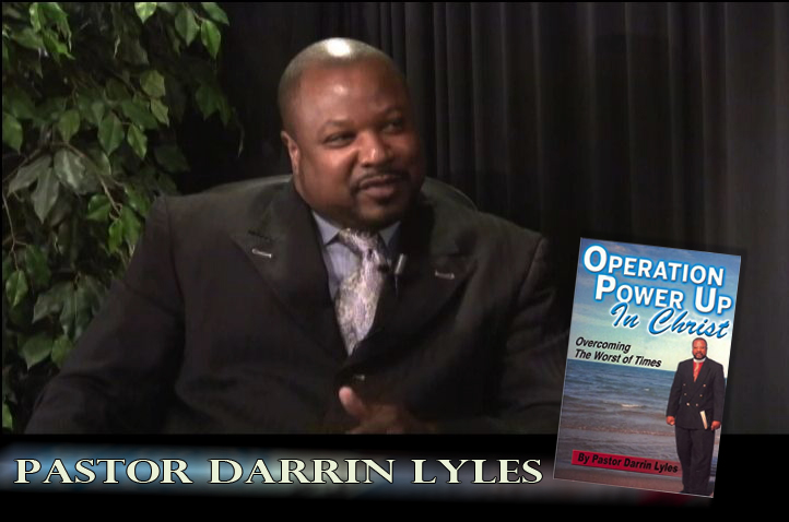 PCC Network Community Forum – Pastor and Author Darrin Lyles