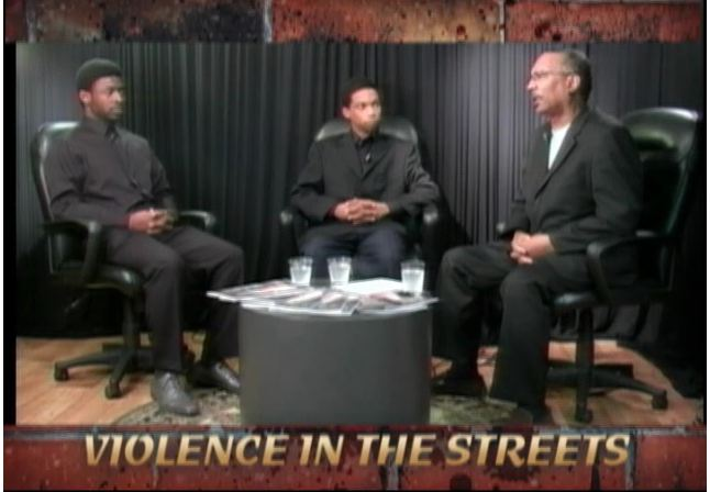 The PCC Community Network Forum – Violence in the Streets