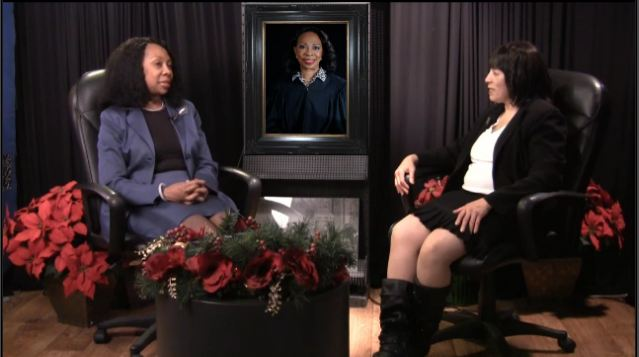 The Strausberg Report with Guest Justice Joy Cunningham