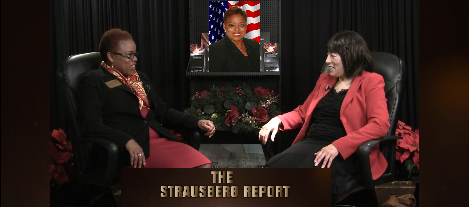 Commissioner Patricia Horton on the Strausberg Report