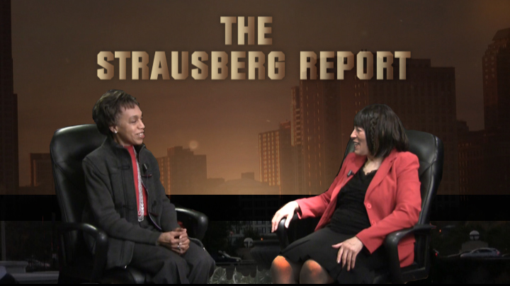 Florence Cox President of WE CAN, Inc. on the Strausberg Report.