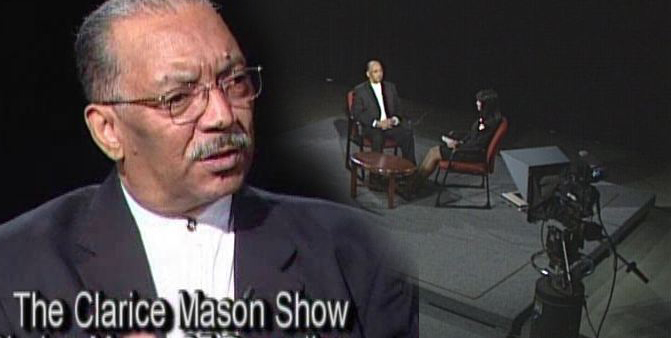 The Clarice Mason Show with Guest Rev. Harold Bailey