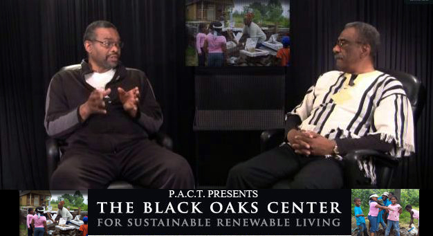 P.A.C.T. Presents Fred Carter of the Black Oaks Center