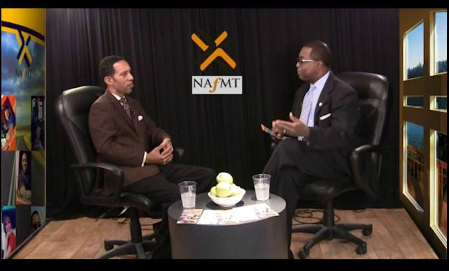 The Cutting Edge with Host Earl King – NAfMT Founder & CEO Kevin Reid