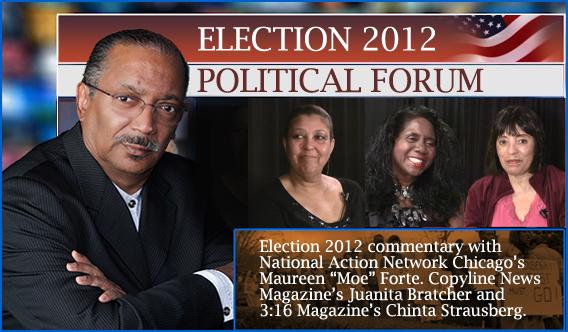Election 2012 / Political Forum Pt. 2 of 3