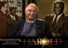 Remembering Harold Washington :Celebration 2013