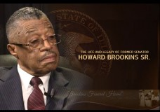 The Life and Legacy of Former Senator Howard Brookins Sr.