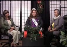 Report To The People with 2013 Miss Illinois Plus America  Shirley Beale and Jacqueline R. Ross PhD