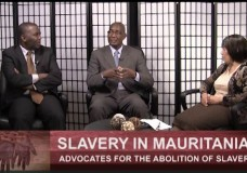 Slavery In Present Day Mauritania On The Strausberg Report With Chinta Strausberg