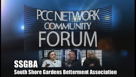 South Shore Gardens Betterment Association on the PCC Community Forum