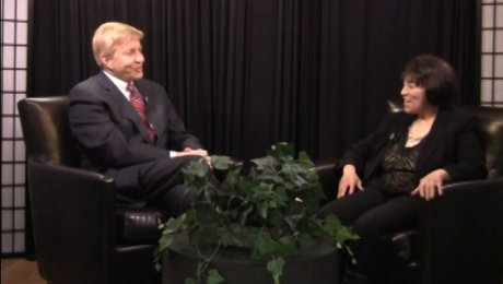 "Chicago 2d Ward Alderman Robert ""Bob"" Fioretti on the Strausberg Report with Chinta Strausberg"