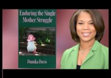 "Report To the People with Host Geri Patterson. Guest Damika Davis Author of ""Enduring the Single Mother Struggle""."