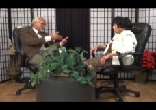 The Strausberg Report with Chinta Strausberg. Guest Senator Donne E. Trotter
