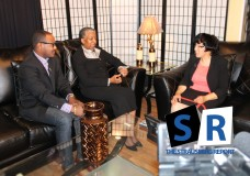 The Strausberg Report with Chinta Strausberg. Guests: Rev.Dr. Janette C. Wilson and Rev. Tyrone McGowan of Rainbow PUSH
