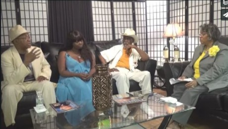 Report To The People with Host Geri Patterson. Blues Series with Tomiko Dixon, Freddie Dixon and Jimmy Tillman