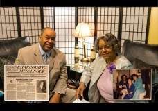 Report To The People with Host: Geri Patterson. Guest: Richard Wright J D