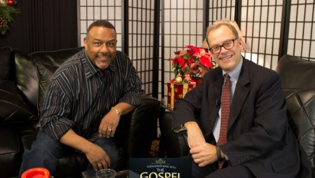 Conversations with The Gospel Legends with Bob Marovich. Guest: Calvin Bridges