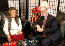 Conversations With The Gospel Legends with Host Bob Marovich. Guest: Dr. Lou Della Evans-Reid