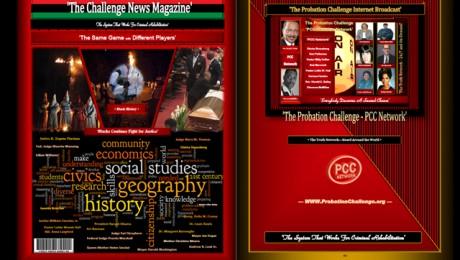 Challenge News Magazine Black History Month Edition
