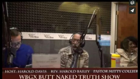WBGX Interview with Rev. Harold Bailey and Pastor Mitty Collier
