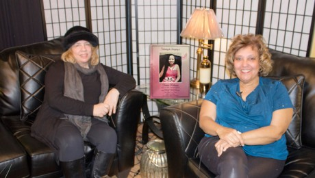 """""""N the Know"""" with Moe. Host: Maureen Forte. :Human Trafficking""""  with Guest: Mary F. Bonnett."""