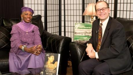 Conversations With The Gospel Legends with Bob Marovich. Gospel Legend, Delores Scott.