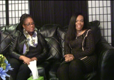"Report To The People with Host Geri Patterson, ""The Jones Girls"""
