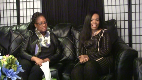 """Report To The People with Host Geri Patterson, """"The Jones Girls"""""""