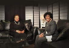 I Owe It All To The WORD Show with Pastor Mitty Collier. Guest Gospel Artist Sylvia Fedricks.