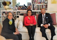 Report To The People with Geri Patterson, Guests: Berlean Miller Burris, Ph.D. and Former Senator Roland W. Burris