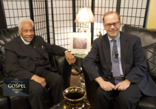 Conversations with the Gospel Legends with Bob Marovich. Guest: Rev Joe Williams. Former Member of the Sons Of The Birds