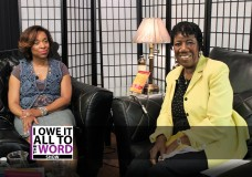 I Owe It All To The WORD With Pastor Mitty Collier. Guest: Author & Parent Coach, C.Lynn Williams