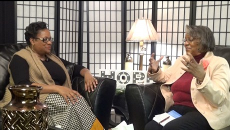 Report to the People with Host: Geri Patterson. Guest: Yvette Jones.