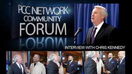 PCC Community Network Forum Presents : An Interview with Gubernatorial Candidate Chris Kennedy