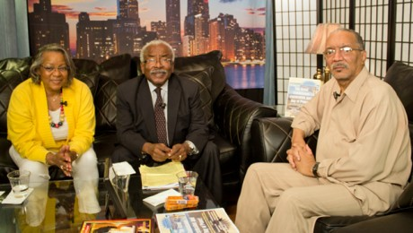 PCC Network Forum with Rev Harold Bailey: The Great Commision with Co-Host Geri Patterson and Guest: Judge Stanley Hill