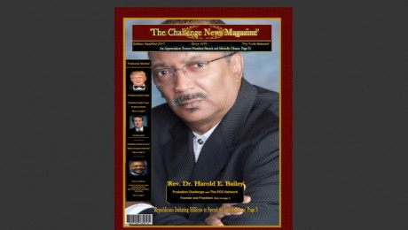 The Challenge News Magazine' Edition: August/September 2017