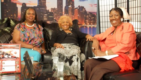 I Owe It All To The WORD. Guest : Creator of the NBC Classic Sitcom 227 Christine Houston and Actress Felisha McNeal