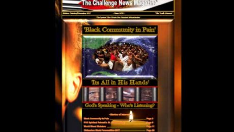 Challenge News Magazine Oct / Nov.