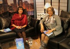 "Report To The People with Host Geri Patterson. Guest : Denise D. Campbell Author of ""Calling Things"""