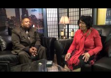 The Strausberg Report with Chinta Strausberg. Guest: Pastor Marvin Hunter of Grace Memorial Missionary Baptist Church