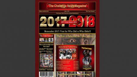 Challenge News Magazine January-February Black History Edition 2018