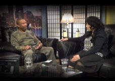The Strausberg Report with Host Chinta Strausberg. Guest: Johnnie Savory. Wrongly Imprisoned For 30 Years.