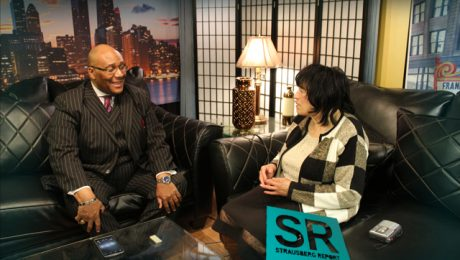 The Strausberg Report with Chinta Strausberg. Guest: Rev. Paul Jakes Jr.