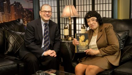 "The Strausberg Report with Chinta Strausberg. Guest: Bob Marovich, Author Of ""A City Called Heaven"" ."