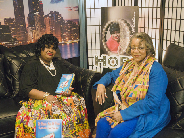 Report To The People with Geri Patterson. Guest: Dr. Alice Cox-Fuller