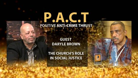 Positive Anti-Crime Thrust (PACT) Presents. Host: Howard Saffold. Guest: Daryle Brown Pt.2