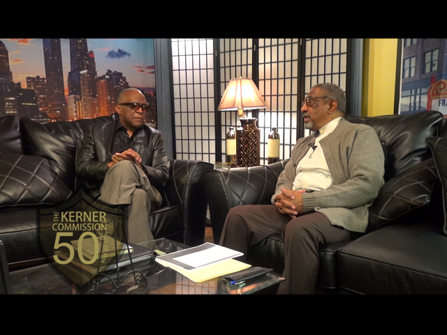 Positive Anti-Crime Thrust (PACT) Presents. Host: Howard Saffold. Guest: Mark Davis. Part One.