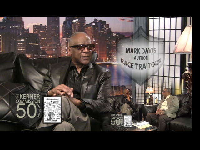Positive Anti-Crime Thrust (PACT) Presents. Host: Howard Saffold. Guest: Mark Davis. Part Two.
