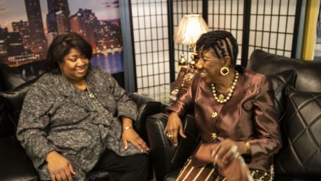 I Owe It All To The WORD Show with Host: Pastor Mitty Collier. Guest: Prophetess Sandra Bates.