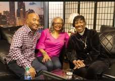 I Owe It All To The WORD. Host Mitty Collier. Guest: Kathy Hardin Earl and Prentice Earl.
